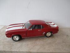 altes Modellauto ERTL 1969 Chevrolet Camaro 1:18 ohne OVP