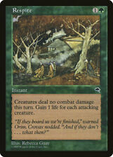 Magic MTG Tradingcard Tempest 1997 Respite