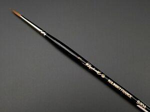 Raphael Kolinsky Sable Brush 8404 Series Size 1 (1pcs)
