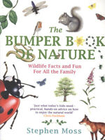 The bumper book of nature by Stephen Moss (Paperback / softback) Amazing Value