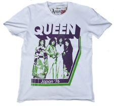 Vintage AMPLIFIED Official QUEEN Japan 76 Freddie Mercury Star ViP T-Shirt XL 54