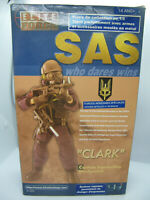"Figurine 1/6 Elite Force SAS ""Clark"" modern combat"