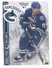 DANIEL SEDIN VANCOUVER CANUCKS FATHEAD TRADEABLES REMOVABLE STICKER NHL 2012 #28