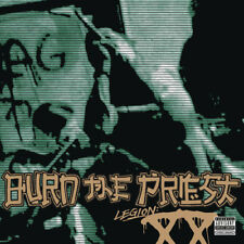 Burn the Priest ( Lamb of God ) - Legion: XX [New Vinyl LP] Explicit, 150 Gram,