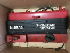 Nissan OEM S13 CA18DET CA18DE ENGINE ROCKER VALVE COVERS 180SX 200SX 240SX JDM