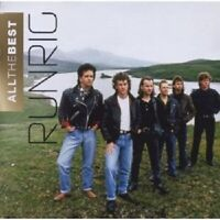 RUNRIG - ALL THE BEST 2 CD  34 TRACKS ROCK & POP COMPILATION/GREATEST HITS  NEU