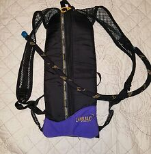 Camelbak Zoid Hydration Water Pack Backpack 70 Oz with bladder Retro hike