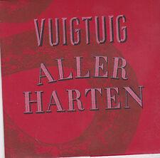 Vuigtuig-Aller Harten Promo cd single