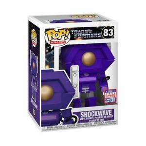 Transformers - Shockwave SDCC 2021 US Exclusive Pop! Vinyl [RS]-FUN55552-FUNKO