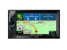 Clarion NX302 Navigation Radio für Citroen C-Crosser (V) mit OEM Navi