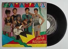 "45005 45 giri - 7"" - Samambaia - Melo' do Marinheiro; Manga Rosa - Mercury 1987"