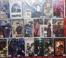 Angel #1-39 +1 Shots & More! Buffy Vampire Slayer 40 Issues Joss Whedon Idw 2005