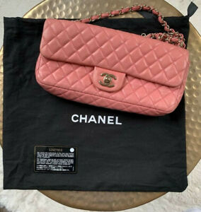 Chanel Flap Bag Tasche original limitiert (Valentine edition) super Zustand
