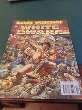 white dwarf warhammer