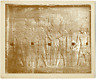 Egypte, Temple Kôm Ombo Vintage print, Tirage citrate  20x24,5  1880  <div
