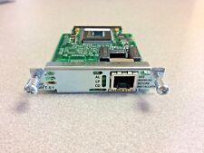 Cisco VWIC-1MFT-E1, 1-Port RJ-48 Multiflex Trunk-E1 Voice Data module