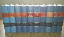 Lot of 10 CINCINNATI LAW REVIEW volumes 19-28 Years 1950-1959 OHIO Display