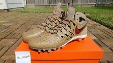 Nike Hurache V Lax Thompson Brothers Elite Men's Size 13.5 Camouflage 807120-200