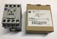 Allen Bradley Rockwell 100-C23T10 23A Contactor 240V 50Hz Coil 3 Pole 1N/O Aux