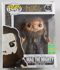 SDCC 2016 Summer Convention Funko Pop Vinyl Game Of Thrones Mag The Mighty #48