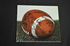 1968 ABC-TV ADVERTISER'S NCAA FOOTBALL ADVERTISERS GUIDE. FINE+ RARE!