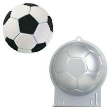 Stampo Forma Pallone Per Torte Tema Calcio Wilton