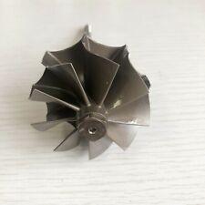 GT3076R GTX3076R GTX3067R 9 blades 55X60mm ball bearing turbine shaft&wheel