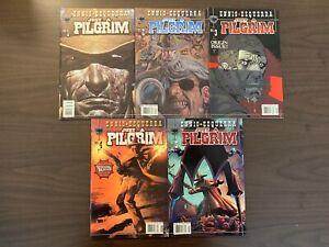 Just a Pilgrim 1-5 High Grade Black Bull Comics Lot Set Run C41-39