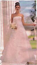 2717 Vogue Sewing Pattern DESIGNER Bellville Sassoon WEDDING BRIDAL GOWN DRESS