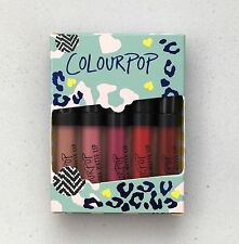 ColourPop Ultra Matte Lip Liquid Lipstick THE GOOD TIMES Mini Set BNIB