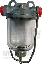 Universel Séparateur d'eau 1/2 pouce unf filetage ports de gauche à droite m6212
