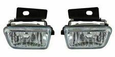 CRYSTAL CLEAR FOG LIGHTS FOR VW GOLF MK2 II MK 2 + JETTA 2 GL GTI NSW H3 89-92