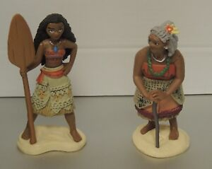 TWO PIECES  FROM MOANA DISNEY MOVIE AUTHENTIC New No Box!