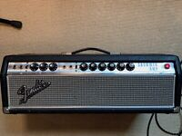 ORIGINAL 1968 FENDER ALU-FRAME SHOWMAN HEAD EXPORT MODEL