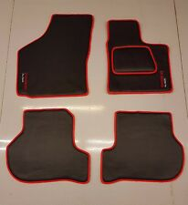 VW Golf GTI R R32 Edition 30 35 Tailored Fitted Luxury Leatherette Car Mats