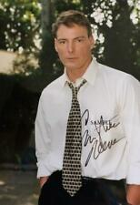 CHRISTOPHER REEVE REPRINT SIGNED 8X10 PHOTO AUTOGRAPHED PICTURE CHRISTMAS GIFT