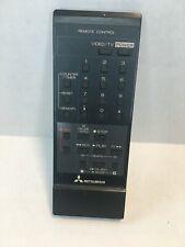 Used Mitsubishi Video/TV Remote Control