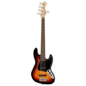 Fender SQUIER Affinity Jazz Bass V IL 3TS ❘ E-Bass ❘ 5-Saiter ❘ Single-Coils