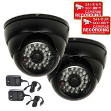 Security Camera Outdoor Wide Angle w/ SONY EFFIO CCD 700TVL Day Night Vision m2a
