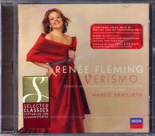 Renee FLEMING: VERISMO Puccini La Boheme Suor Angelica Turando CD Jonas KAUFMANN