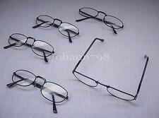 5x Lesebrillen Brillen Brille + 2,50 mit Federung SCHW