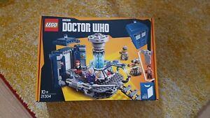 Lego Ideas 21304 - Doctor Who - boite neuve et scellée