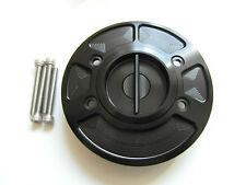 BMW S1000RR CNC CARBURANT GAZ Capuchon, 10 11 12 13 14 15 16 XP2 Noir