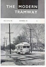 Modern Tramway 286 Groudle Glen, Wellington, Los Angeles (October 1961)