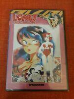 DVD Lamù Only you  manga anime De Agostini Nuovo Sigillato