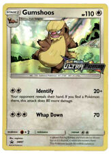 Gumshoos SM97 Rare Holo Black Star Promo Pokemon Card (Ultra Prism PreRelease)