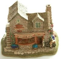 Lilliput Lane The Baker's Shop L739 complete with Deeds