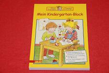 NEU * Meine Freundin Conni * Mein Kindergarten Block * Rätsel spielen malen