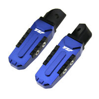 Motorcycle FootPegs Rear Passenger Pedal Footrest Fit for Yamaha yzf R1 R3 R6