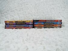Yu-Gi-Oh! 8 DVD LOT Battle City Duels Dungeondice Monsters